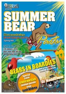 Brisbear-SummerBeachParty