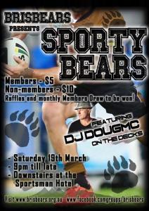 Sporty Bears
